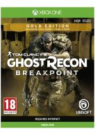 Tom Clancy's Ghost Recon Breakpoint: Gold Edition + EXCLUSIV... on Xbox One