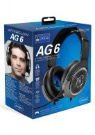 Afterglow AG6 Wired Officially Licensed Stereo Gaming Headse... on PS4