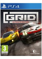 GRID: Ultimate Edition... on PS4