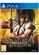 Samurai Shodown... on PS4