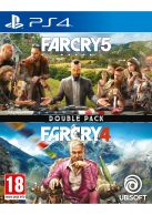 Far Cry 4 + Far Cry 5 Double Pack... on PS4