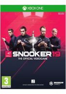 Snooker 19 The Official Video Game... on Xbox One