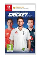 Cricket 19 The Official Game of the 2019 Ashes Championship... on Nintendo Switch