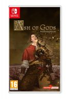 Ash of Gods Redemption... on Nintendo Switch