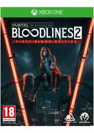 Vampire The Masquerade Bloodlines 2: First Blood Edition... on Xbox One