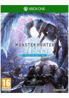Monster Hunter World: Iceborne Master Edition + Steelbook... on Xbox One
