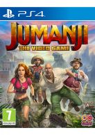 Jumanji The Video Game... on PS4