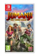 Jumanji The Video Game... on Nintendo Switch