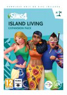 The Sims 4 Island Living (Code in a Box)... on PC