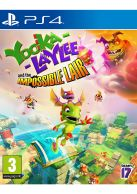 Yooka-Laylee and the Impossible Lair + Bonus DLC... on PS4