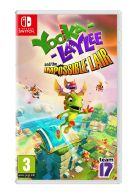 Yooka-Laylee and the Impossible Lair... on Nintendo Switch