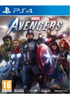 Marvel's Avengers... on PS4