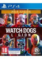 Watch Dogs: Legion - Gold Edition... on PS4