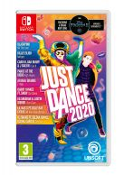Just Dance 2020... on Nintendo Switch