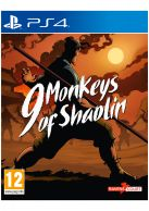 9 Monkeys of Shaolin... on PS4