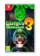 Luigi's Mansion 3 + Bonus Screen Cleaner Keyring... on Nintendo Switch