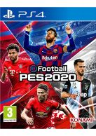 E Football PES 2020... on PS4