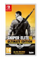 Sniper Elite 3 Ultimate Edition... on Nintendo Switch