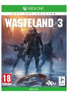 Wasteland 3... on Xbox One