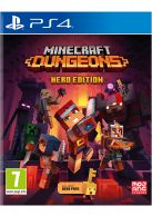 Minecraft Dungeons... on PS4