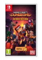 Minecraft Dungeons Hero Edition... on Nintendo Switch