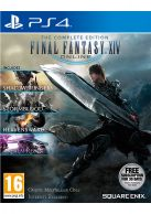 Final Fantasy XIV: The Complete Collection... on PS4