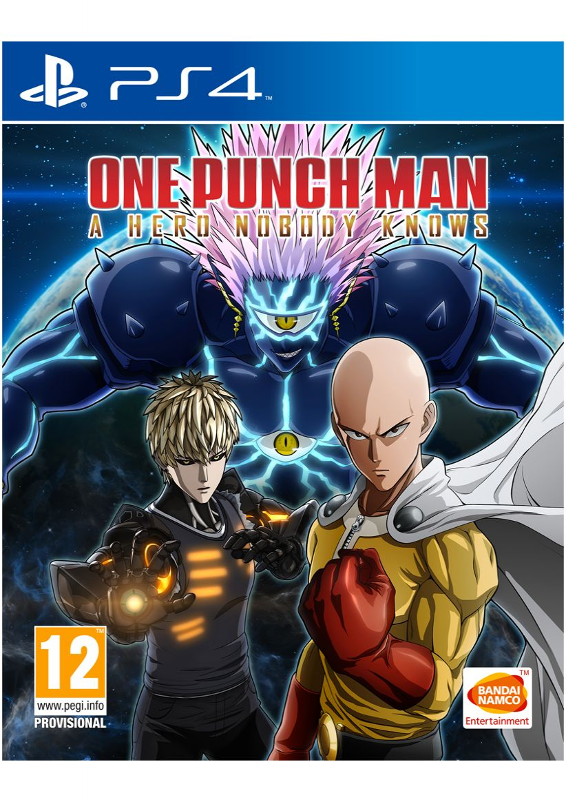 Image result for One Punch Man: A Hero Nobody Knows
