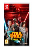 Star Wars Pinball... on Nintendo Switch