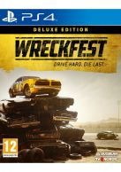 Wreckfest: Deluxe Edition... on PS4