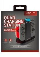 Venom Switch Quad Charging Station... on Nintendo Switch