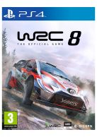 WRC 8... on PS4