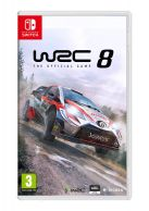 WRC 8... on Nintendo Switch
