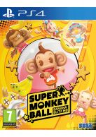 Super Monkey Ball Banana Blitz HD + Stickers... on PS4