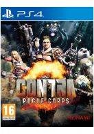 Contra: Rogue Corps... on PS4