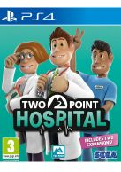 Two Point Hospital... on PS4