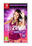 Zumba Burn it Up... on Nintendo Switch