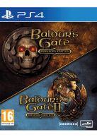 Baldurs Gate Enhanced Edition... on PS4