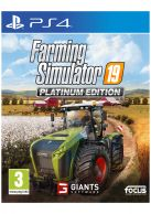 Farming Simulator 19: Platinum Edition... on PS4