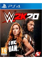 WWE 2K20 + Pre-Order Bonus... on PS4