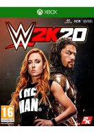 WWE 2K20 + Pre-Order Bonus... on Xbox One
