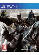 Batman Arkham Collection: Steelbook Edition... on PS4