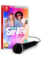 Let's Sing 2020 Including 1 Microphone... on Nintendo Switch