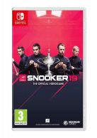 Snooker 19 The Official Video Game... on Nintendo Switch