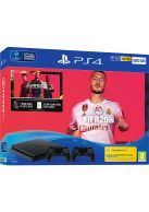 PS4 500gb FIFA 20 Bundle + Additional DualShock 4 Controller... on PS4
