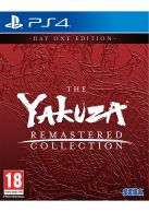 Yakuza Remastered Collection: Day One Edition... on PS4