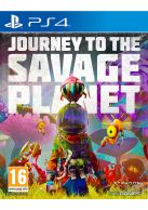 Journey to the Savage Planet... on PS4