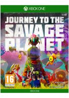 Journey to the Savage Planet... on Xbox One