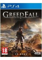 Greedfall... on PS4