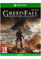 Greedfall... on Xbox One