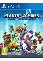 Plants vs. Zombies: Battle for Neighborville... on PS4
